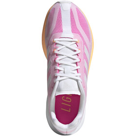 adidas SL20.2 Shoes Women, footwear white/dash grey/screaming pink